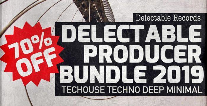 Delectable Records Producer Bundle 2019