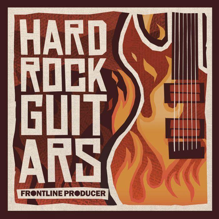 Frontline Producer Hard Rock Guitars