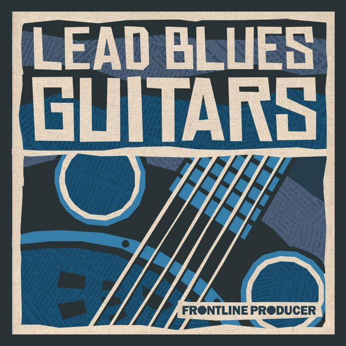 Frontline Producer Lead Blues Guitars
