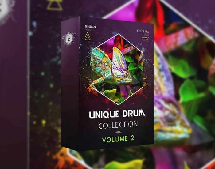 Ghosthack Unique Drum Collection 2