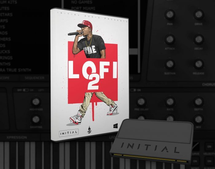 Heatup3 Expansion Pack Lo Fi2 Hiphop and Trap