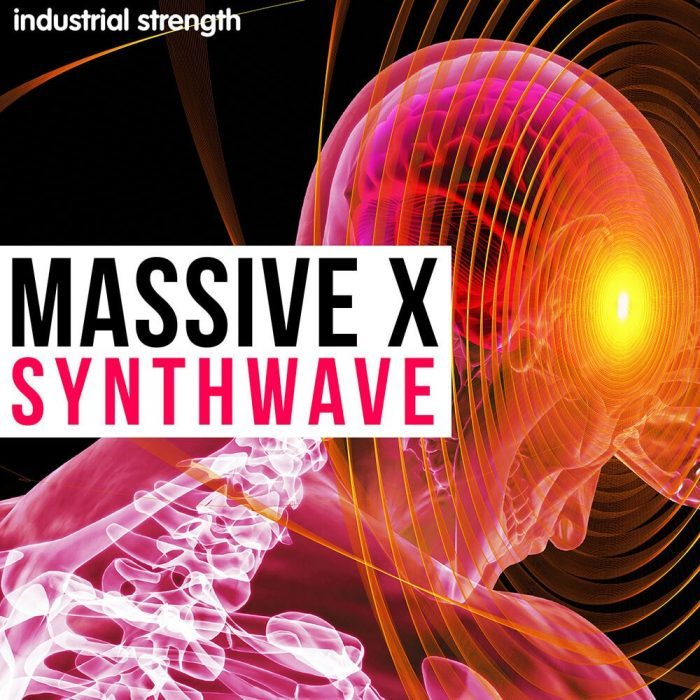 Industrial Strength Massive X Synthwave