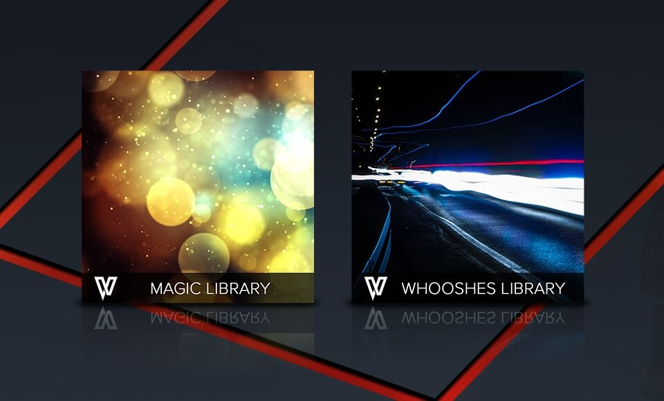 Krotos releases Whooshes & Magic libraries for Weaponiser