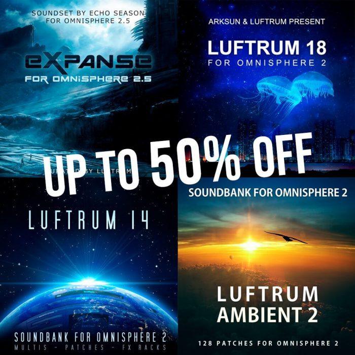 Luftrum Omnisphere Sale
