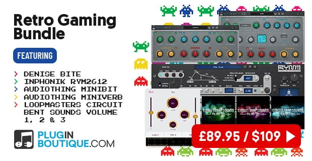 PIB Retro Gaming Bundle