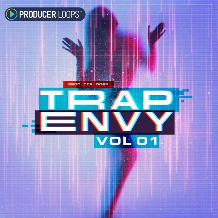 Producer Loops Trap Envy Vol 1