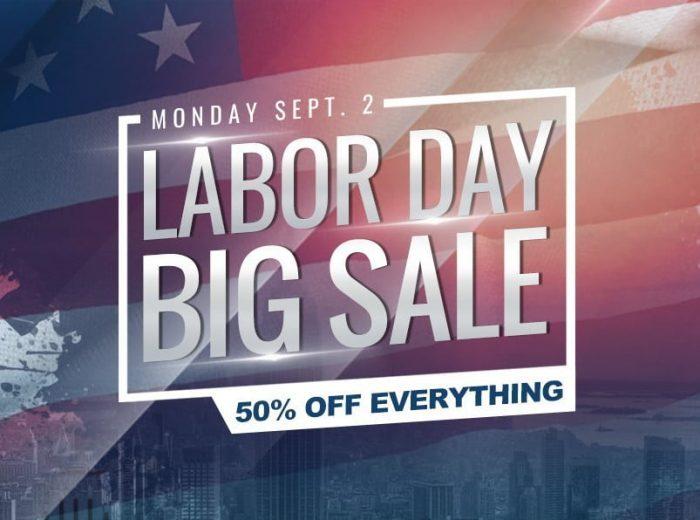 ProducerSpot Labor Day Big Sale
