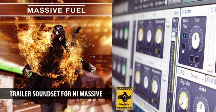 Pulsesetter Sounds Massive Fuel sale