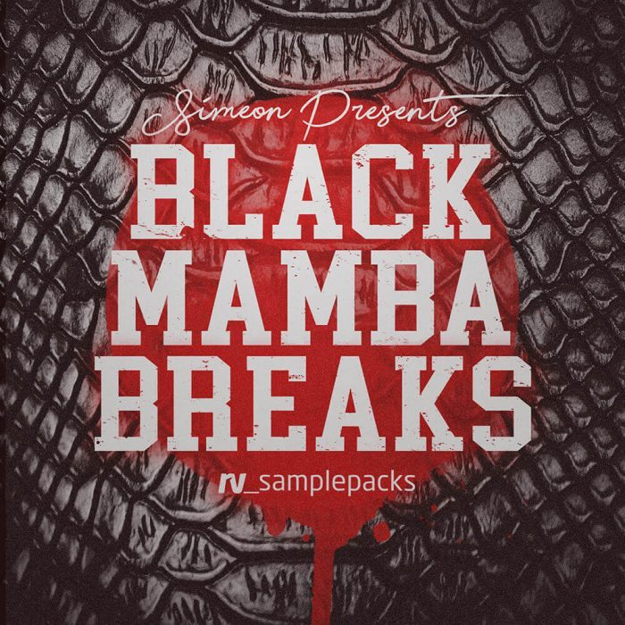 RV Samplepacks Simeon Black Mamba Breaks