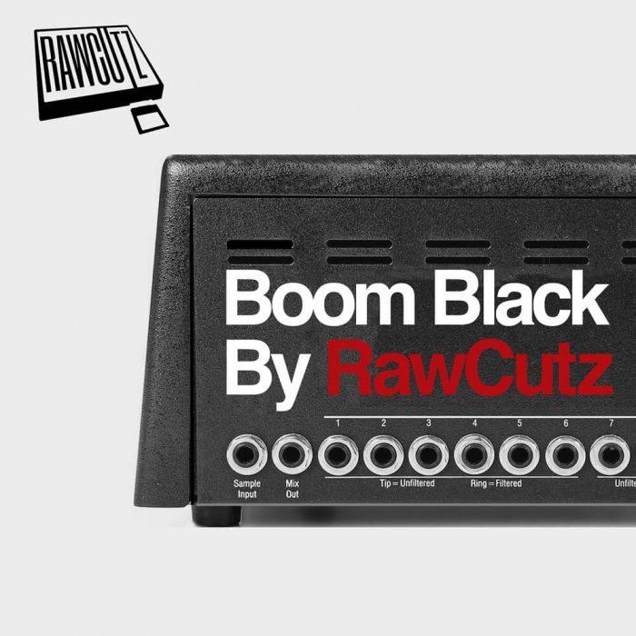 Raw Cutz Boom Black