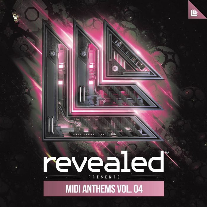 Revealed MIDI Anthems Vol 4
