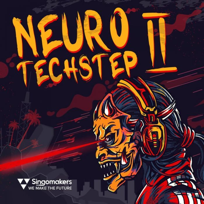 Singomakers Neuro Techstep 2