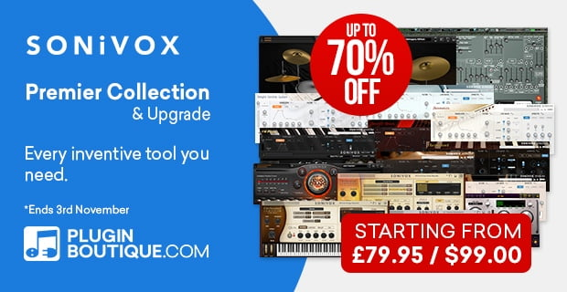 Sonivox Premier Collection 70% OFF