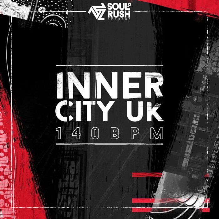 Soul Rush Records Inner City UK 140 BPM