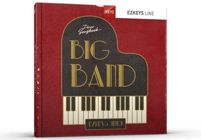 Toontack Big Band EZkeys MIDI