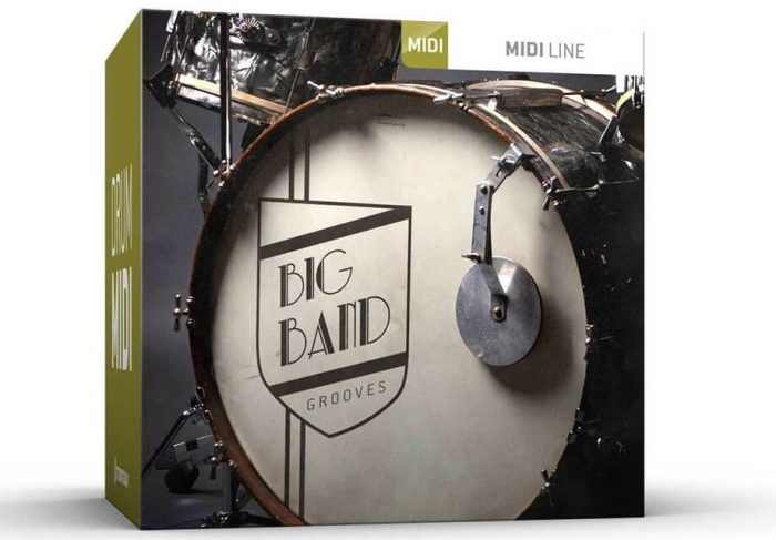 Toontrack Big Band Grooves