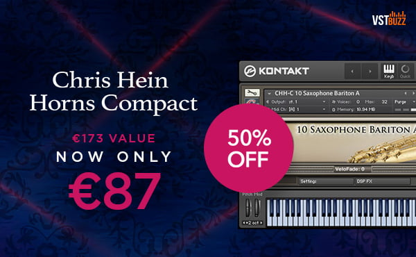 VST Buzz Chris Hein Horns Compact