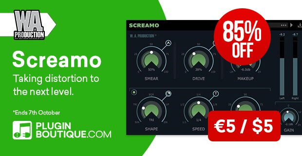 WA Production Screamo on sale for $5 USD