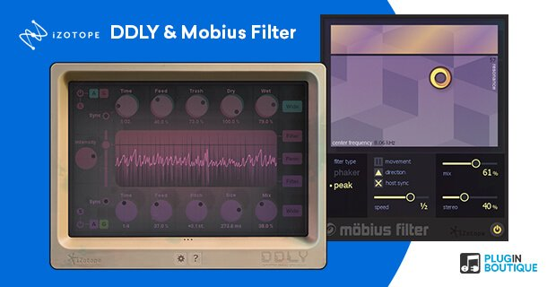 iZotope DDLY and Mobius Filter Bundle