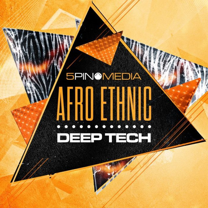 5Pin Media Afro Ethnic Deep Tech