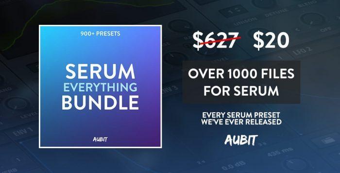 Aubit Serum Everything Bundle