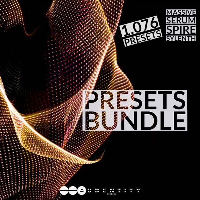 Audentity Records Presets Bundle