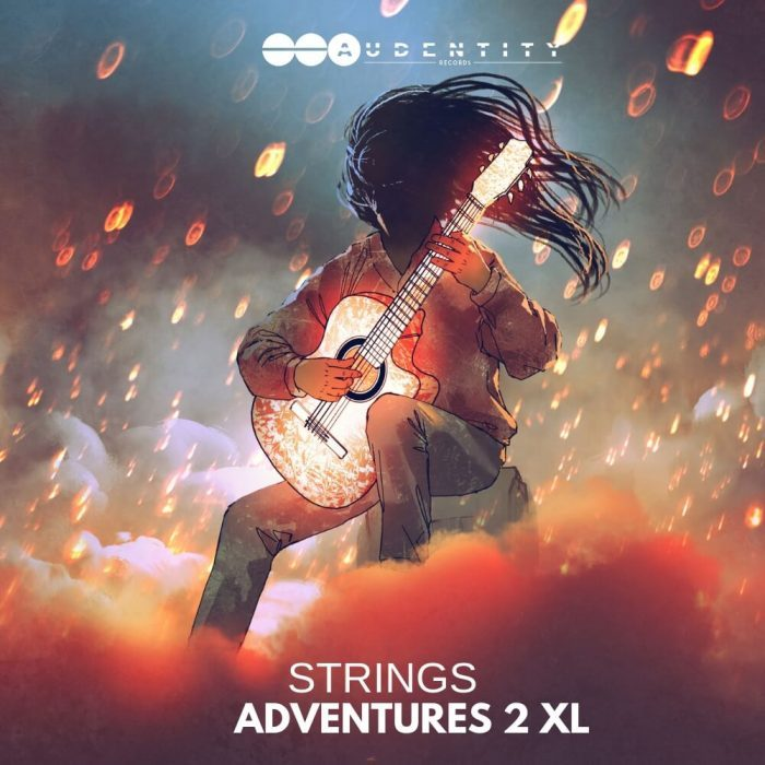 Audentity Records Strings Adventures 2 XL