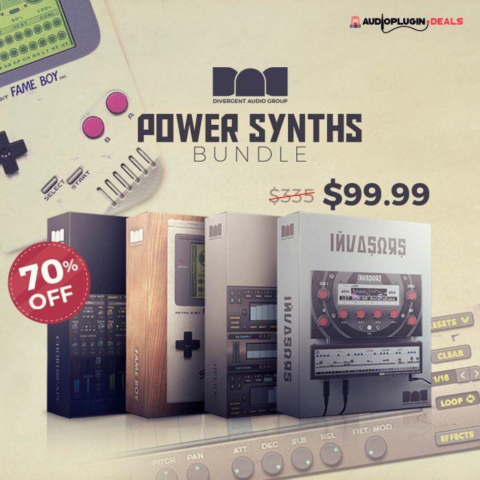Audio Plugin Deals Divergent Audio Bundle
