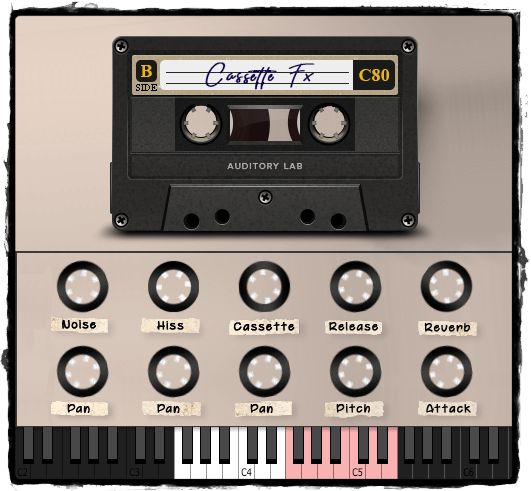 Auditory Lab Cassette FX