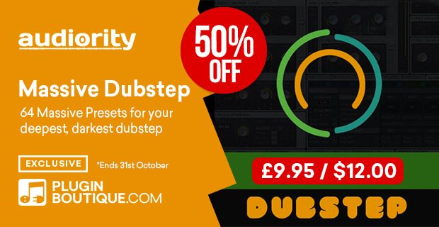 Audiority Massive Dubstep