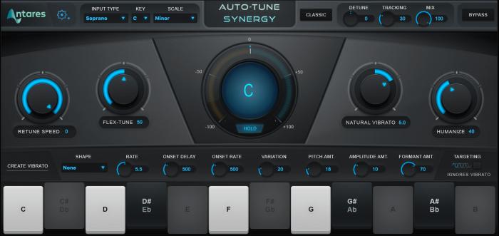 Auto Tune Synergy