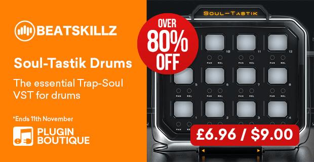 Beatskillz SoulTastik 80