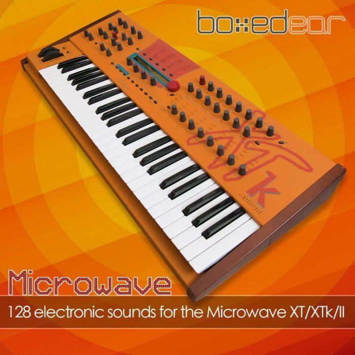 Boxed Ear Microwave