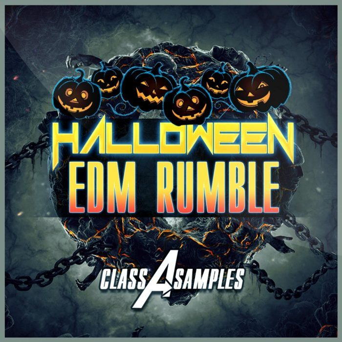 Class A Samples Halloween EDM Rumble