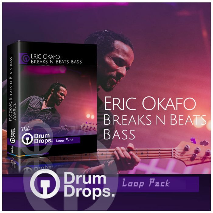 DrumDrops Eric Okafo Breaks n Beats Bass