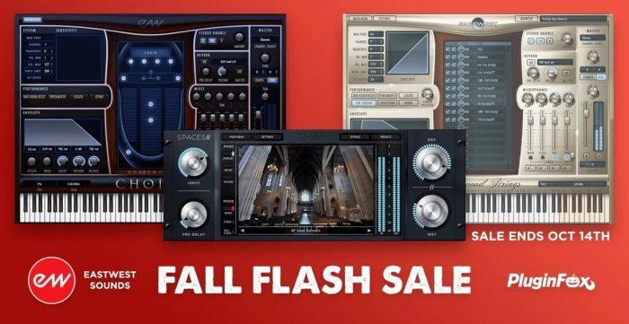 EastWest Fall Flash Sale