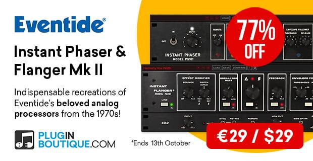 Eventide Flanger Phaser MK2 Sale