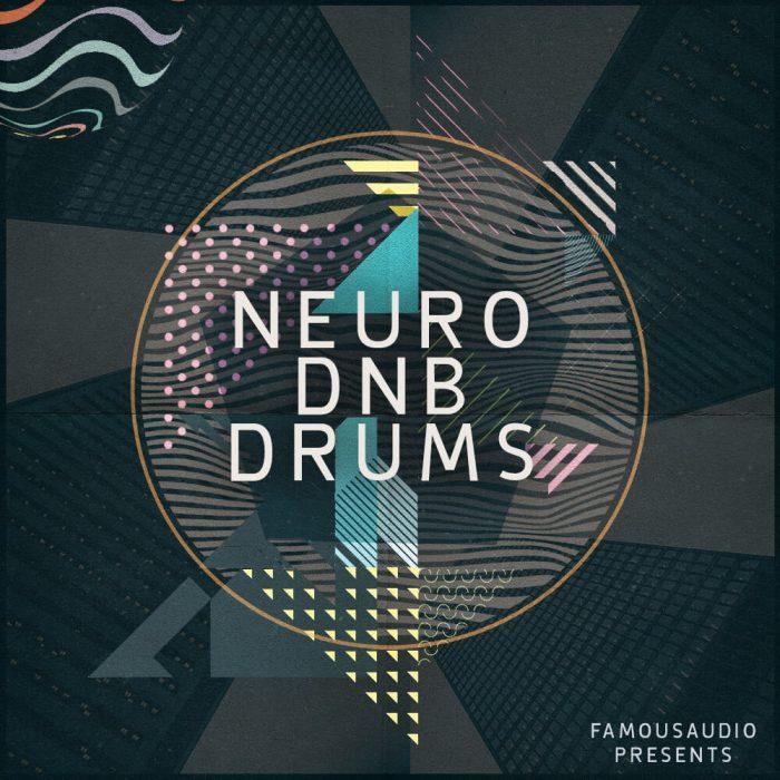 Famous Audio Neuro DnB Drums