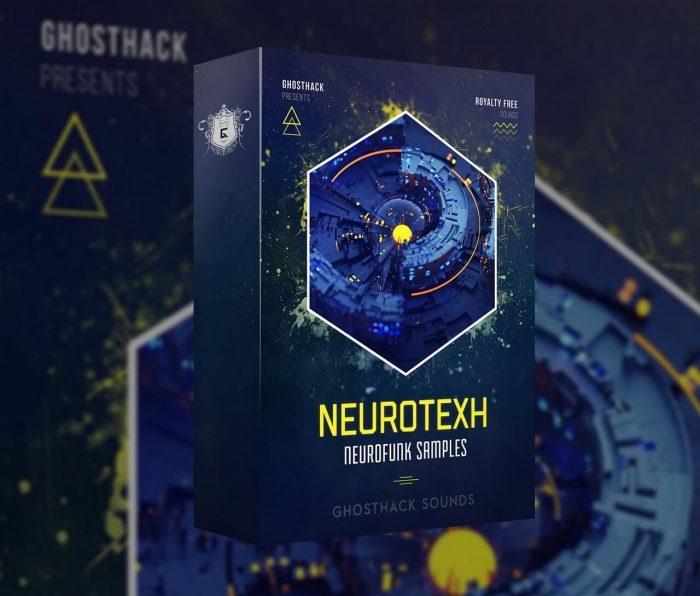 Ghosthack Neurotexh Neurofunk Samples