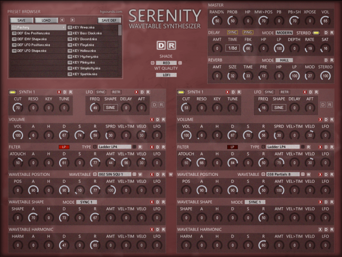 Homegrown Sounds Serenity