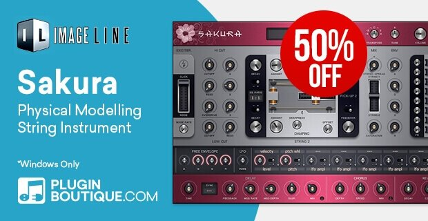 Image Line Sakura synth sale