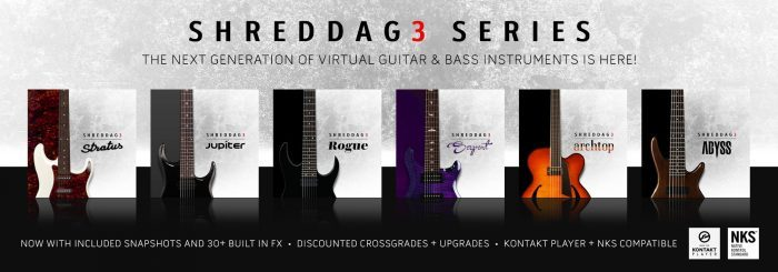 Impact Soundworks Shreddage 3 Series