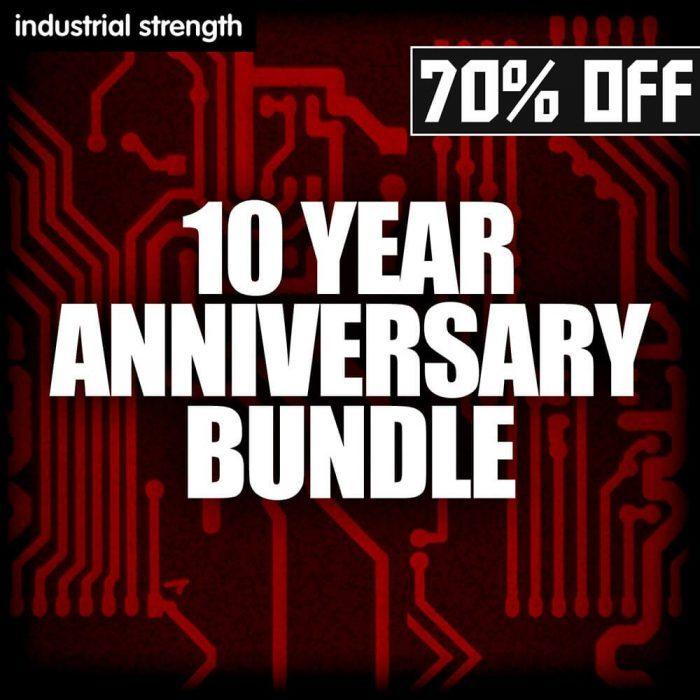 Industrial Strength 10 Year Anniversary Bundle