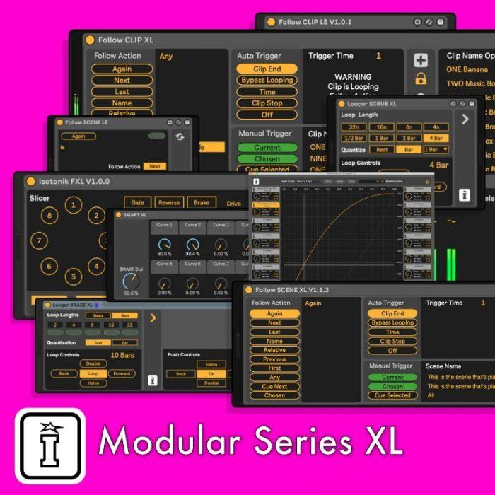 Isotonik Studios Modular Series XL