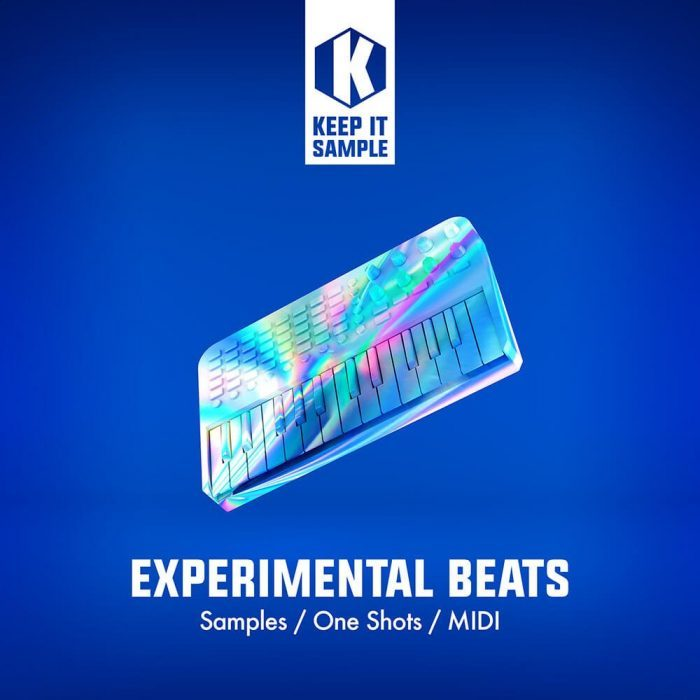 Keep It Sample Experimental Beats