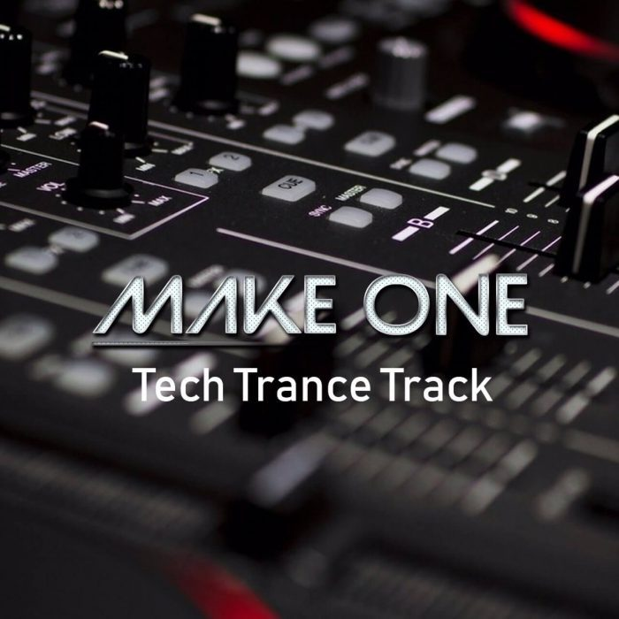 Make One Tech Trance Track