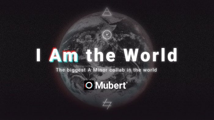 Mubert I am the World