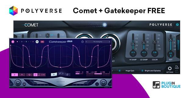 Polyverse Comet GateKeeper FREE