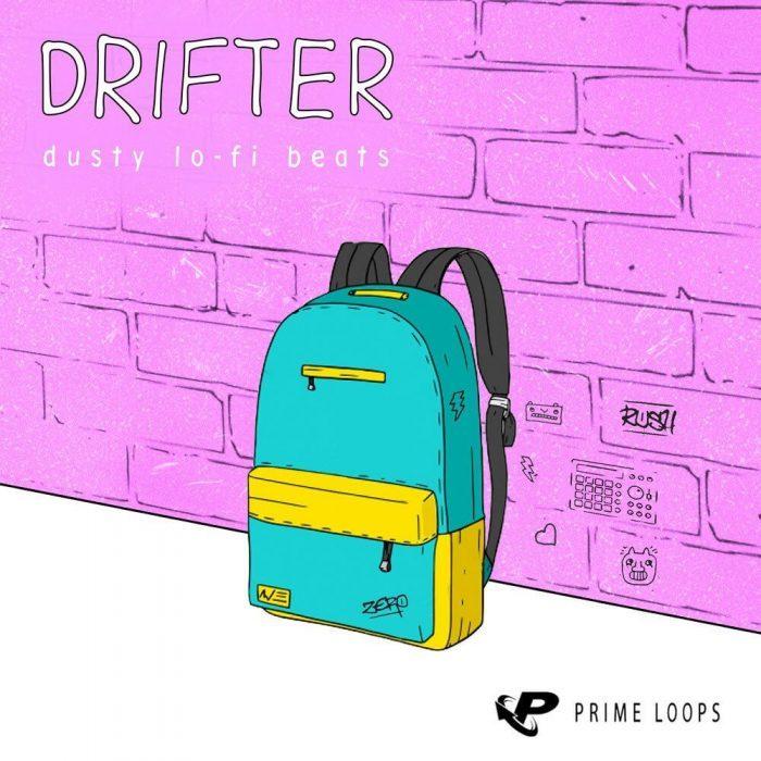 Prime Loops Drifter Dusty Lo Fi Beats