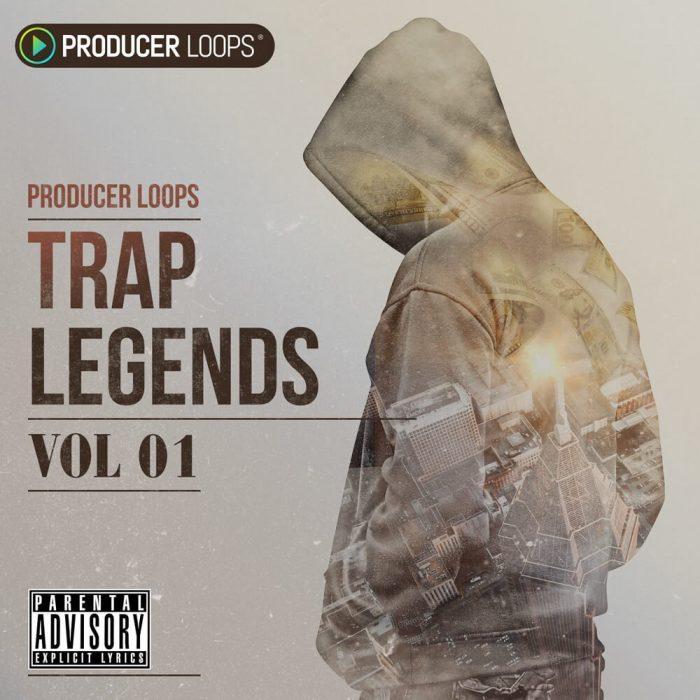 Producer Loops Trap Legends